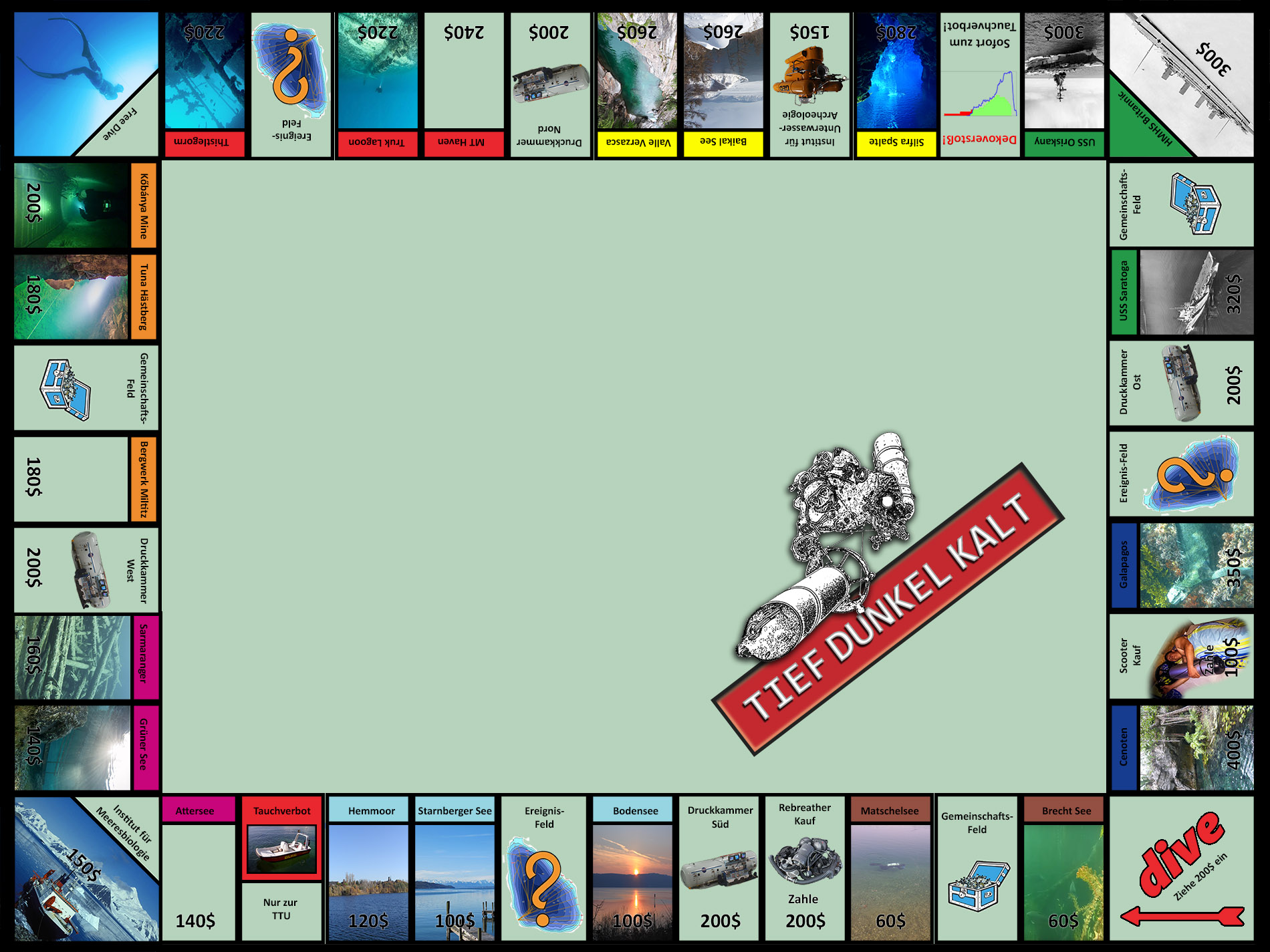 monopoly pasch